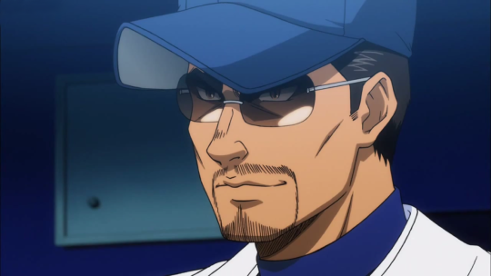 Sport Anime Challenge Day 17 Favorite Coach Mel In Anime Land