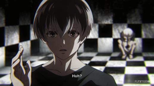Tokyo Ghoul: re screep capture episode 10