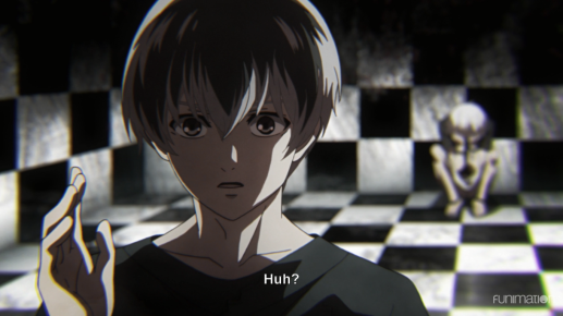 Tokyo Ghoul: re screep capture episode 10